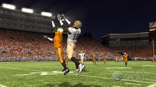 NCAA Football 09 Screenshot #1047 for Xbox 360