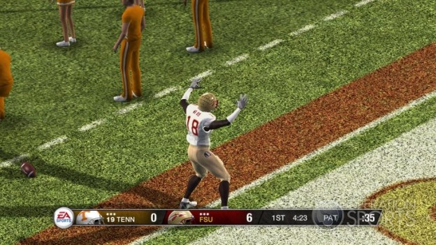 NCAA Football 09 Screenshot #1048 for Xbox 360