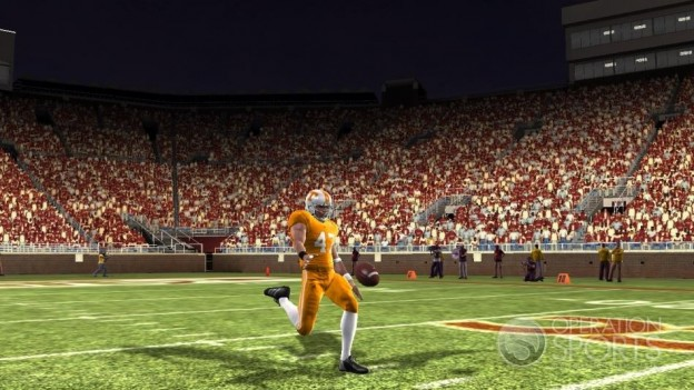 NCAA Football 09 Screenshot #1049 for Xbox 360