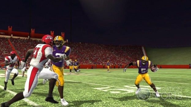 NCAA Football 09 Screenshot #1050 for Xbox 360