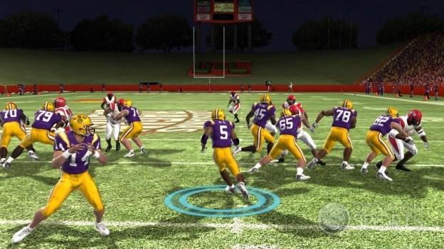 NCAA Football 09 Screenshot #1051 for Xbox 360