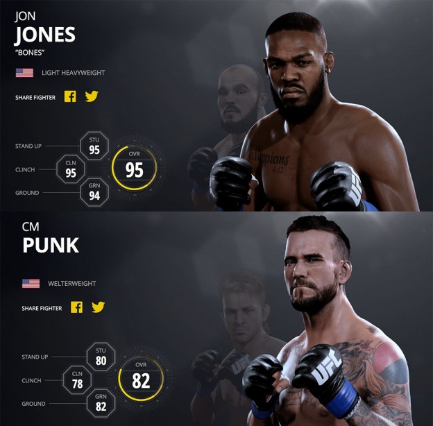 EA Sports UFC 2 Screenshot #69 for PS4