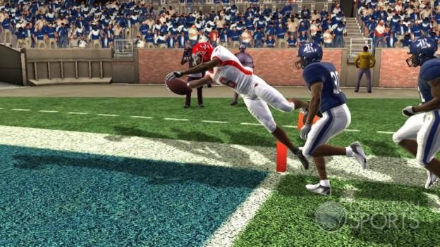 NCAA Football 09 Screenshot #1052 for Xbox 360