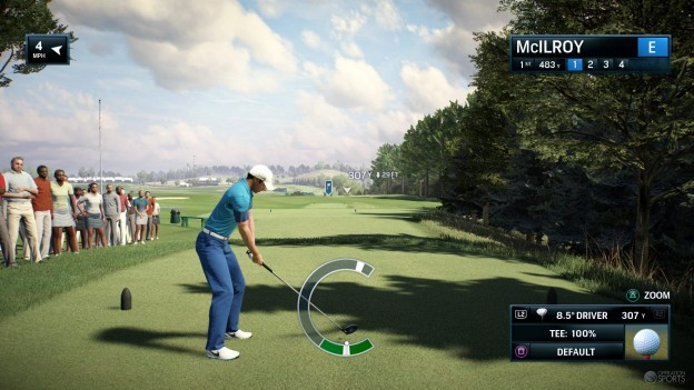 Rory McIlroy PGA TOUR Screenshot #107 for PS4