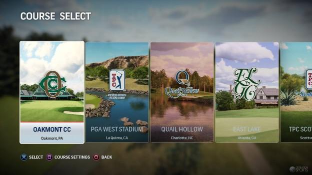 Rory McIlroy PGA TOUR Screenshot #108 for PS4
