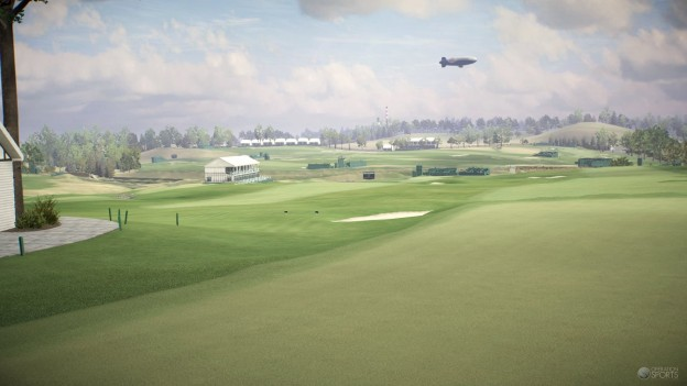 Rory McIlroy PGA TOUR Screenshot #109 for PS4