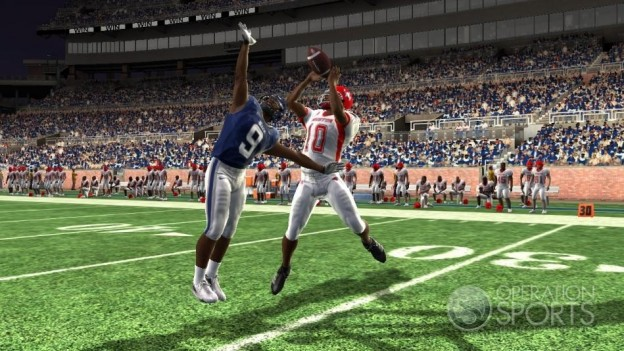 NCAA Football 09 Screenshot #1053 for Xbox 360