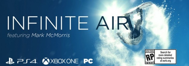 Mark McMorris Infinite Air Screenshot #1 for PC, PS4, Xbox One