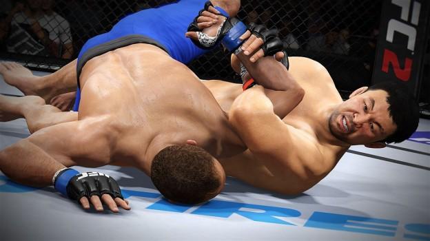 EA Sports UFC 2 Screenshot #77 for PS4