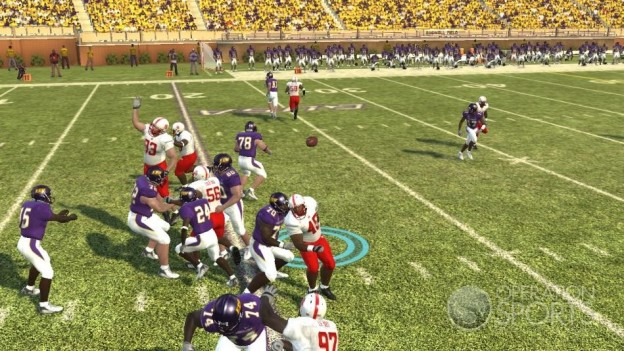 NCAA Football 09 Screenshot #1055 for Xbox 360