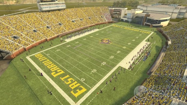 NCAA Football 09 Screenshot #1056 for Xbox 360