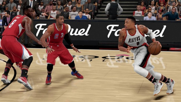 NBA 2K16 Screenshot #458 for PS4