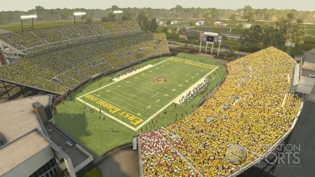NCAA Football 09 Screenshot #1057 for Xbox 360