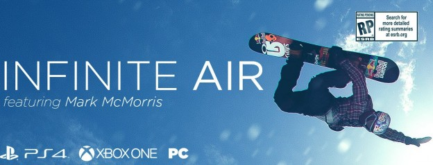 Mark McMorris Infinite Air Screenshot #1 for PS4
