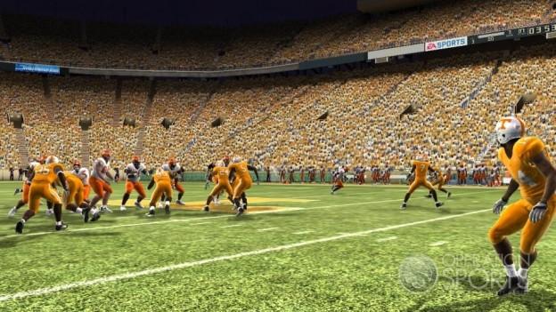 NCAA Football 09 Screenshot #1058 for Xbox 360