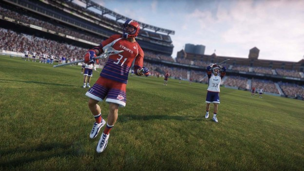 Powell Lacrosse 16 Screenshot #1 for PS4