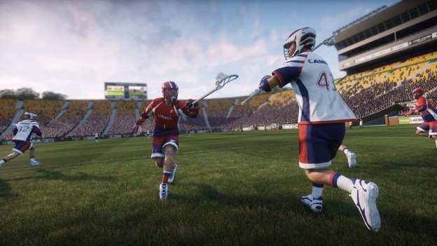 Powell Lacrosse 16 Screenshot #2 for PS4