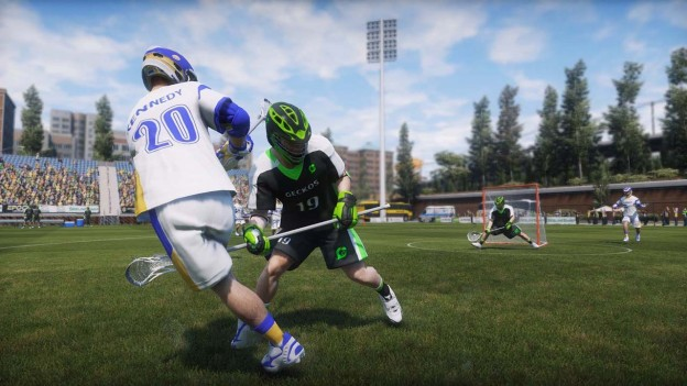 Powell Lacrosse 16 Screenshot #4 for PS4