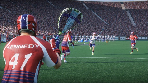 Powell Lacrosse 16 Screenshot #7 for PS4
