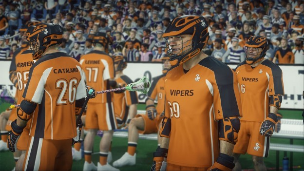 Powell Lacrosse 16 Screenshot #8 for PS4