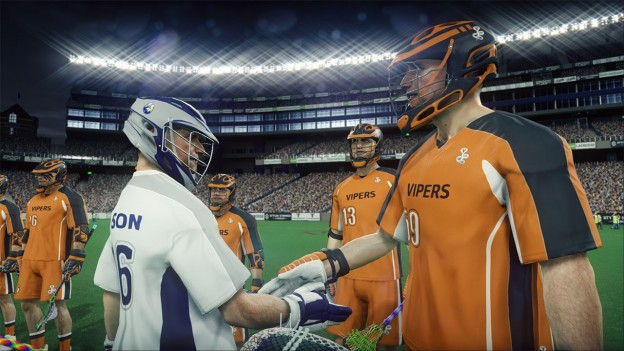 Powell Lacrosse 16 Screenshot #9 for PS4