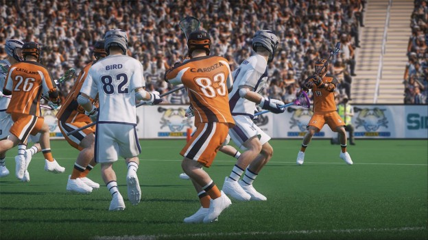 Powell Lacrosse 16 Screenshot #10 for PS4