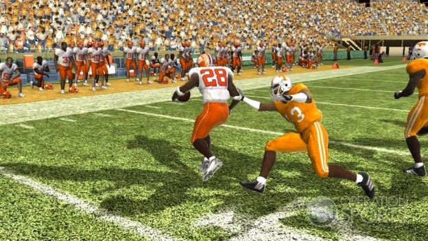 NCAA Football 09 Screenshot #1059 for Xbox 360