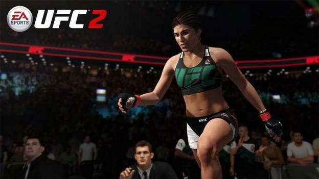 EA Sports UFC 2 Screenshot #79 for PS4