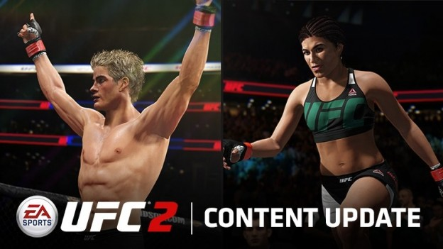 EA Sports UFC 2 Screenshot #80 for PS4