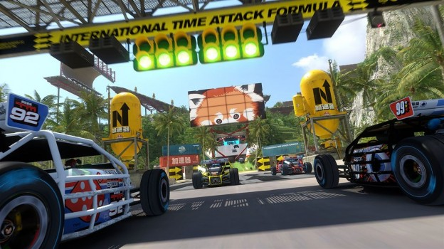 Trackmania Turbo Screenshot #1 for PS4