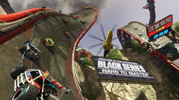 Trackmania Turbo Screenshot #3 for PS4