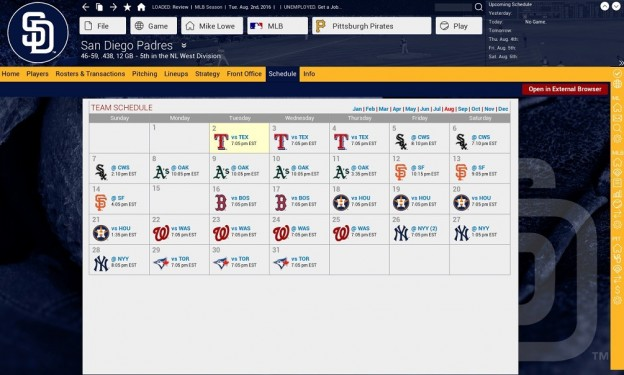 Out of the Park Baseball 17 Screenshot #10 for PC