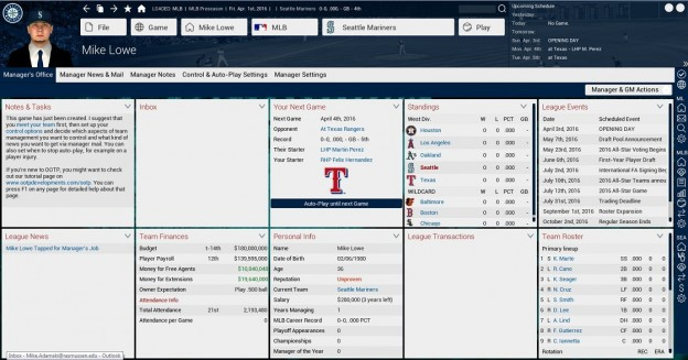 Out of the Park Baseball 17 Screenshot #11 for PC