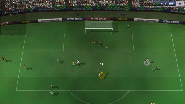 Active Soccer 2 DX Screenshot #3 for Xbox One