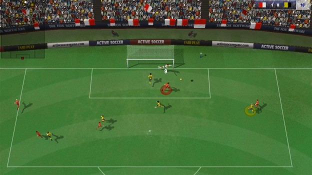Active Soccer 2 DX Screenshot #5 for Xbox One