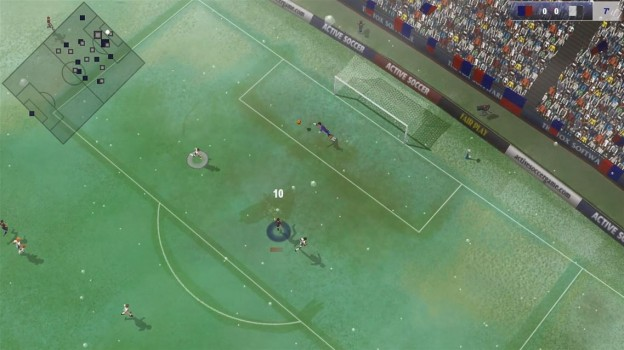 Active Soccer 2 DX Screenshot #6 for Xbox One