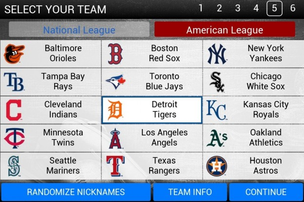 MLB Manager 2016 Screenshot #2 for Android, iOS