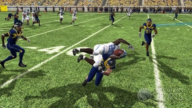 NCAA Football 09 Screenshot #1065 for Xbox 360