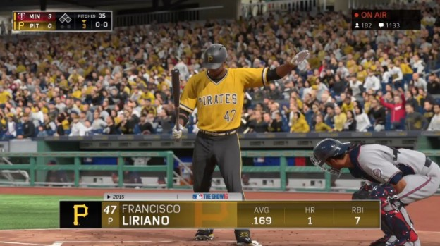 MLB The Show 16 Screenshot #177 for PS4
