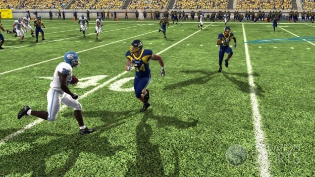 NCAA Football 09 Screenshot #1066 for Xbox 360