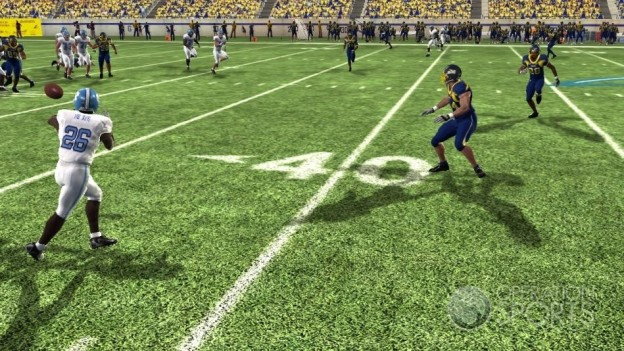 NCAA Football 09 Screenshot #1067 for Xbox 360