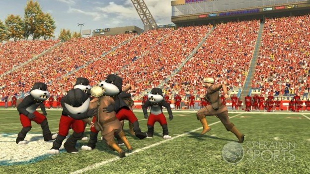 NCAA Football 09 Screenshot #1071 for Xbox 360