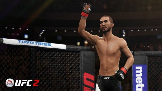 EA Sports UFC 2 Screenshot #87 for PS4