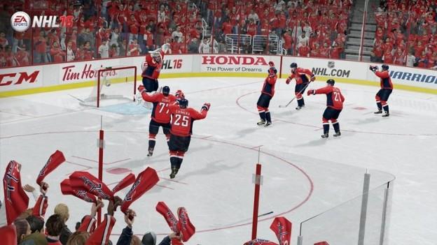NHL 16 Screenshot #269 for PS4
