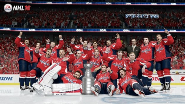 NHL 16 Screenshot #271 for PS4