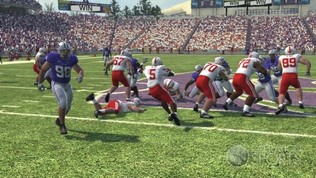 NCAA Football 09 Screenshot #1073 for Xbox 360