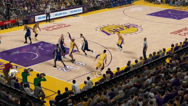 NBA 2K16 Screenshot #472 for PS4