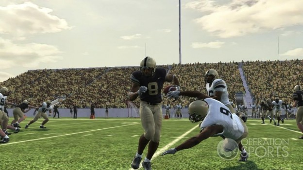 NCAA Football 09 Screenshot #1074 for Xbox 360