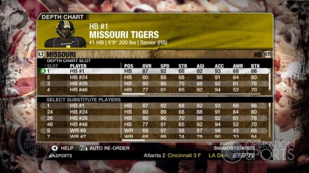 NCAA Football 09 Screenshot #1078 for Xbox 360