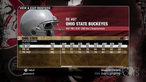 NCAA Football 09 Screenshot #1081 for Xbox 360